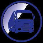 vehiculo-industrila-azul