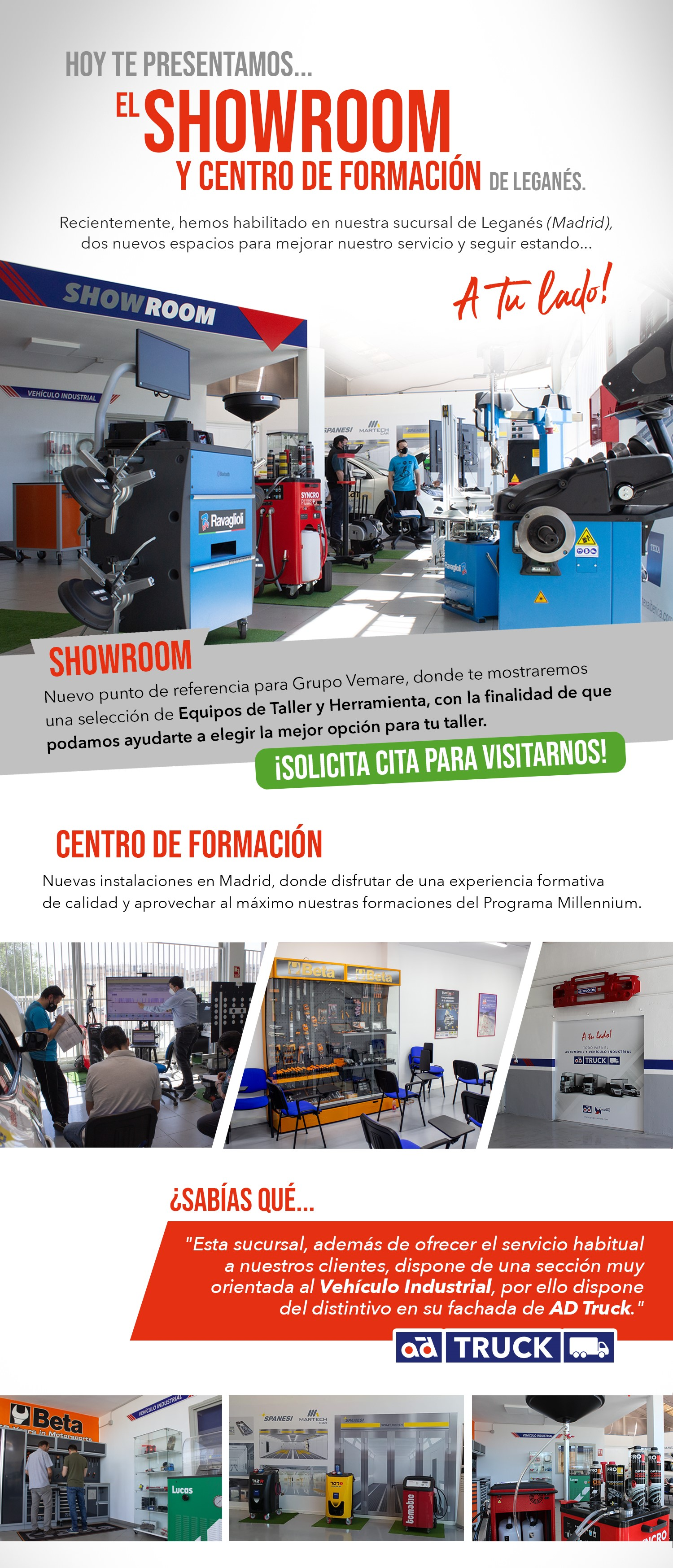 showroom web